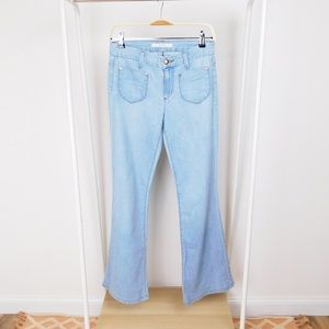 Joes Light Wash Patch Pocket Jeans